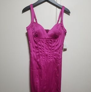 Jessica Simpson Fuchsia Dress